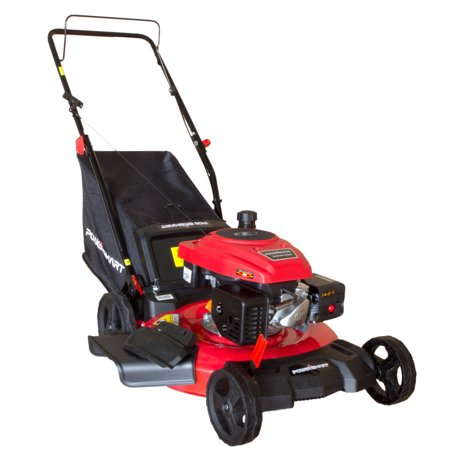 PowerSmart 21″ 160cc Gas-Powered Push Lawnmower Walmart