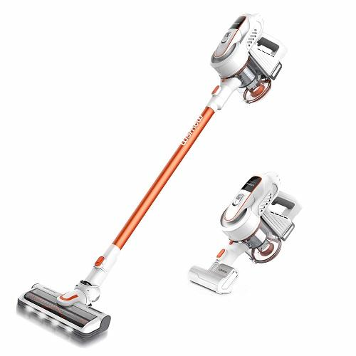 Womow W9 300W 2-in-1 Cordless Vacuum Cleaner (16000pa Suction) $106.99