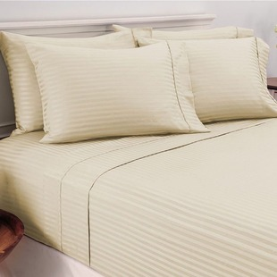 4-6pc 600TC Cotton Sheet Set $31-$37
