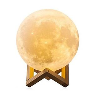 LED Lunar Lamp $25