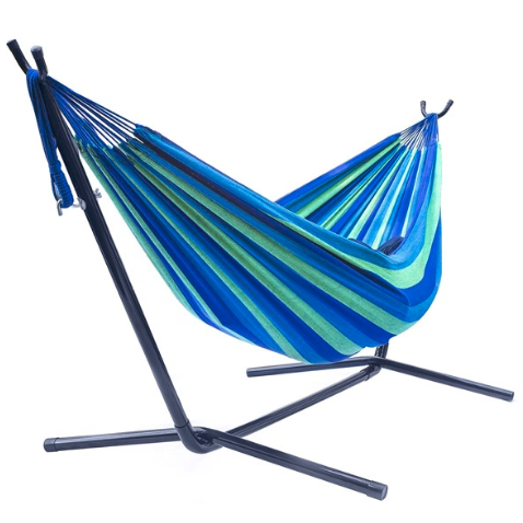 Sorbus Double Hammock with Steel Stand $82.99