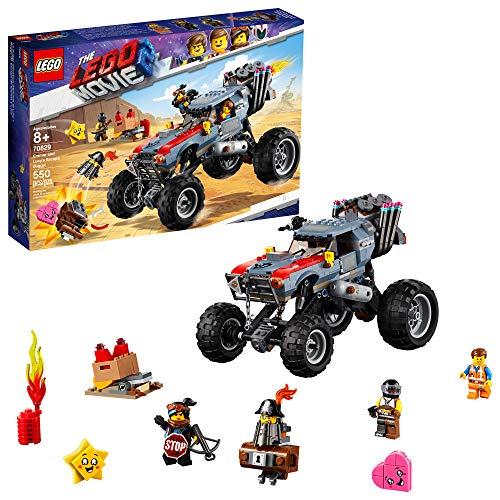 LEGO The Movie 2 Escape Buggy 70829 Building Kit (549 Piece)