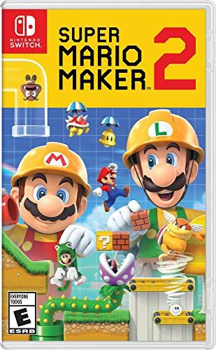 Super Mario Maker 2 (Nintendo Switch) MassGenie