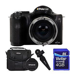 Polaroid Digital Camera $115 Shipped