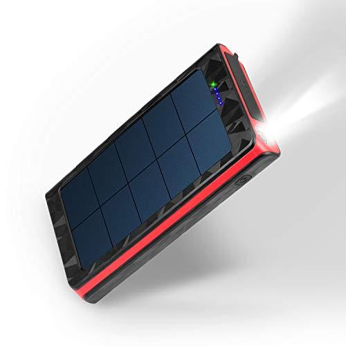 Licorne 20,000mAh Solar Power Bank $29.99