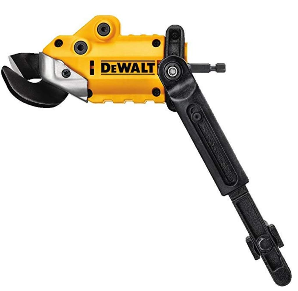 DeWalt Impact Ready Shears Attachment for $45 + free shipping w/ Prime