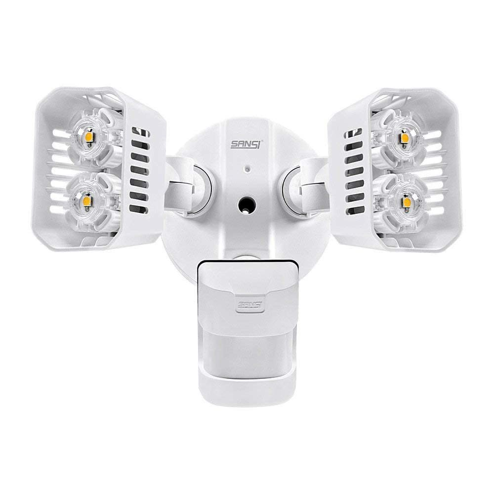 Sansi 18W LED Security Light for $30 + free shipping