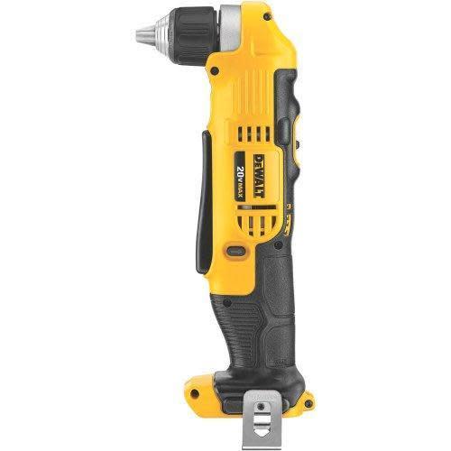 DeWalt 20-volt MAX Li-Ion Right Angle Drill for $89 w/ $18 in Rakuten points + free shipping