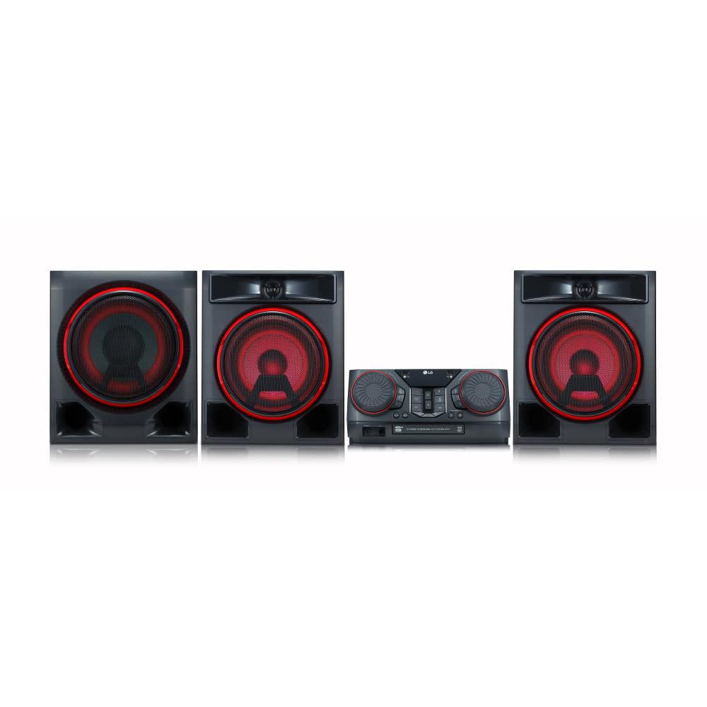 LG 1100W Hi-Fi Bluetooth Speaker System w/ Karaoke Creator for $199 + free shipping