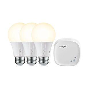 Sengled Smart Bulb Starter Kit $41