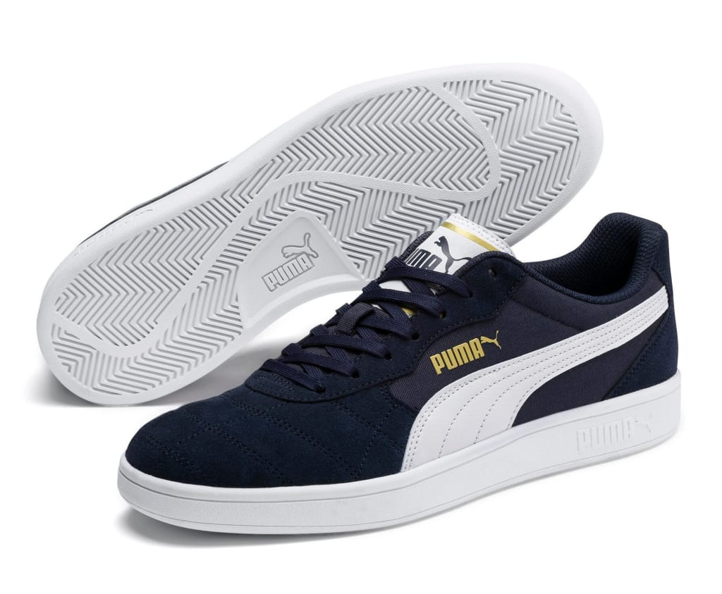 PUMA Men's Astro Kick Shoes for $30 + free shipping