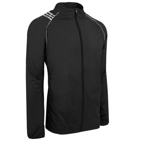 adidas Men's ClimaProof 3-Stripes Full Zip Jacket $15.95