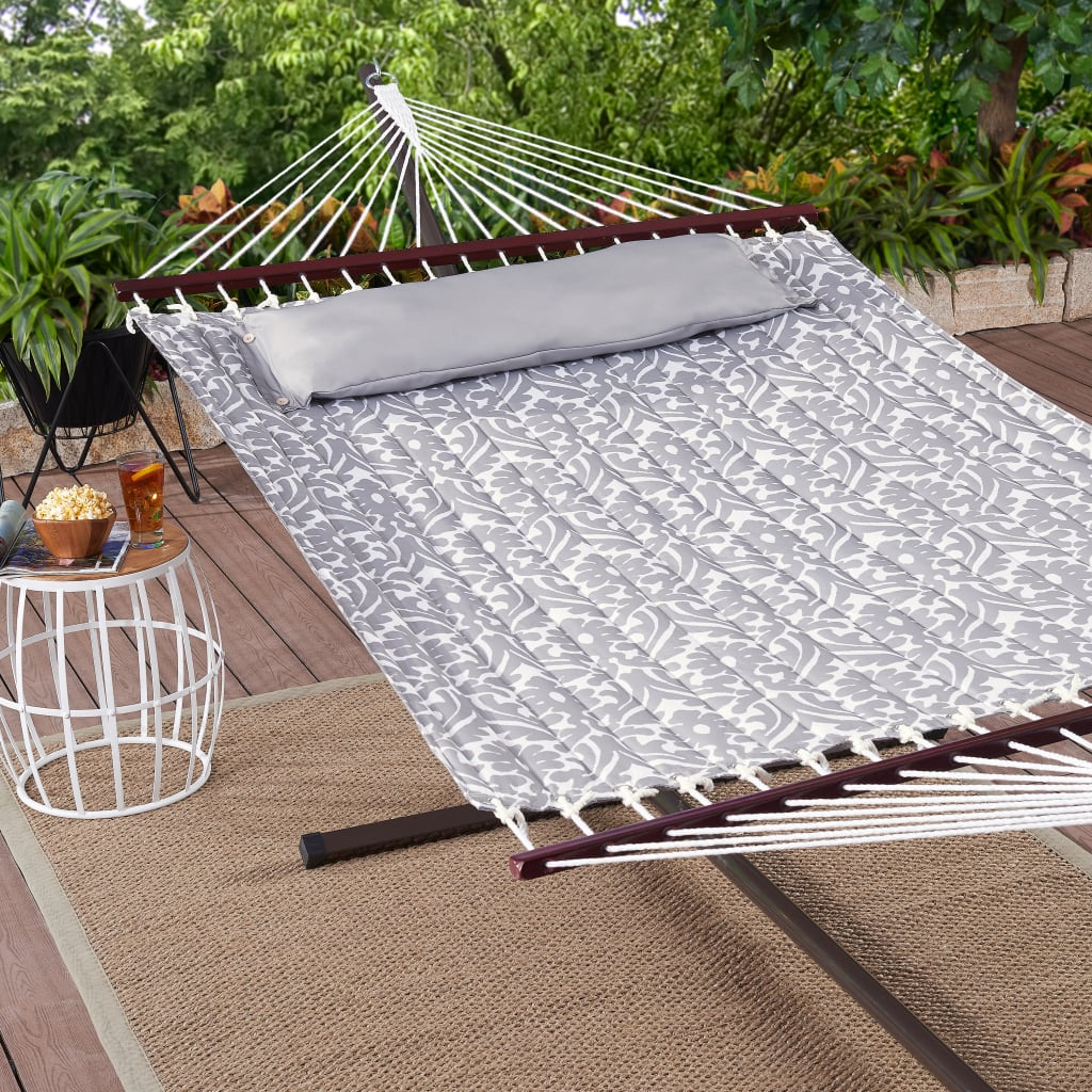 Mainstays Finne Isle Quilted Outdoor Double Hammock for $49 + free shipping