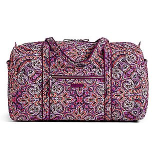 Up to 50% + 20% Off Vera Bradley Bags
