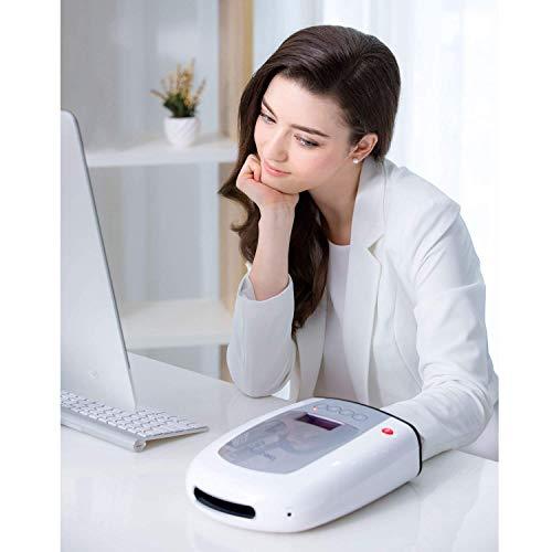 Breo iPalm520 Acupressure Hand Massager w/ LCD Display Amazon