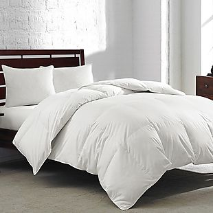 Goose Feather and Down Comforter $50