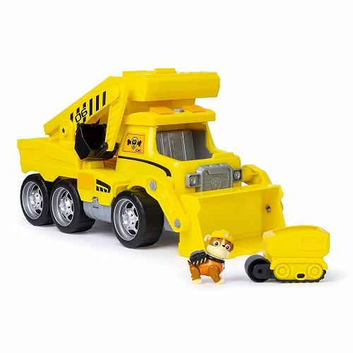 PAW Patrol Ultimate Rescue Construction Truck w/ Lights, Sound & Mini Vehicle $14.99